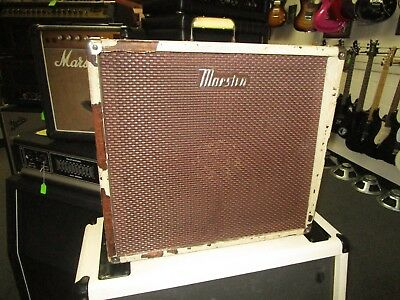 GIBSON MAESTRO 1959 GA-45 all TUBE AMPLIFIER 1 OWNER  ORIGINAL WORK PROJECT