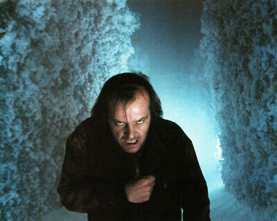 The Shining Jack Nicholson classic image in ice storm crazy eyes 16x20 Poster