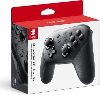 Switch Pro Controller Authorized Nintendo Dealer Brand New Full War Game