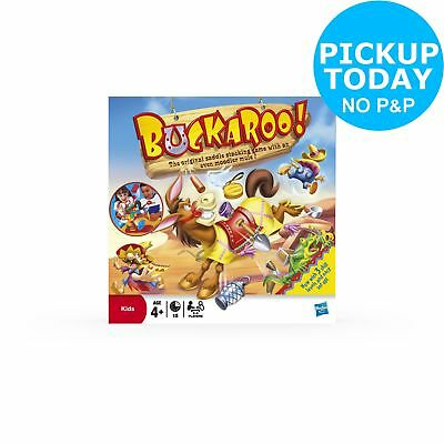Buckaroo Game from Hasbro Gaming 2+ Players 4+ years Harbro