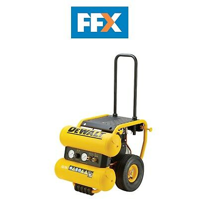 Dewalt DPC16PS-LX 110v 16L 2.5hp Enchufe Doble con Ruedas Compresor