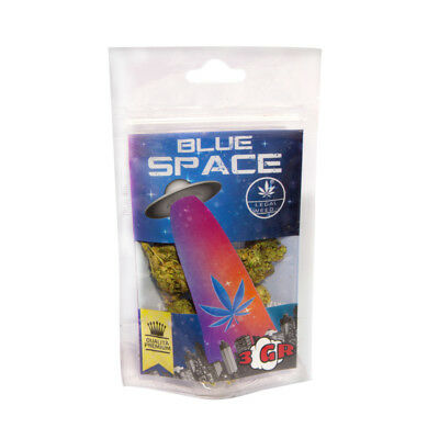 Blue Space by Legal Weed Cannabis Sativa Light