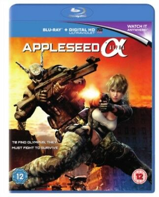 Appleseed Alpha Blu-Ray Neuf (SBRA5654UV)