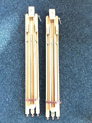 Reeves The Dorset Wooden Easel Tripod Artists Field Easel - only one, not two