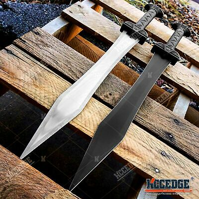 "24"" GLADIATOR GREEK DRAGON SWORD ROMAN MACHETE Gladius Medieval w/ SHEATH"