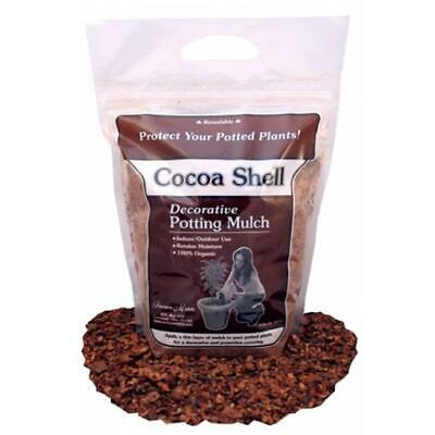 Ohio Mulch Supply 00203 Cocoa Shell Potting Mulch