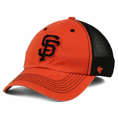 official photos 192f9 fabc3 San Francisco Giants MLB  47 Taylor Closer 2-Tone Cap Hat Mesh Men s  Baseball