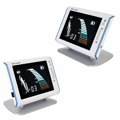 2 Dental Upgraded Endodontic Root Canal Finder Apex Locator LCD Screen