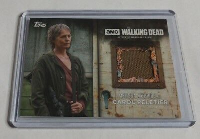 Melissa Mcbride als Carol Peletier - 2017 The Walking Dead Staffel 6 - Jacke