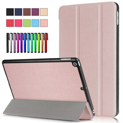"""Shockproof Smart PU Leather Flip Stand Case Cover For New iPad 9.7"""" 2018 6th Gen"""