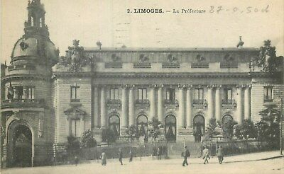 87 Limoges Prefecture Animee