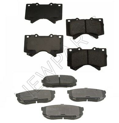Front Disc Brake Pad Brembo for Toyota Tundra Lexus LX570 2007-2012