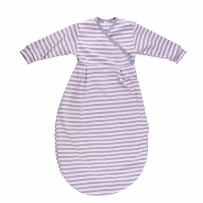 Popolini – Saco de dormir felinchen (86/92|Rose Grey Striped)