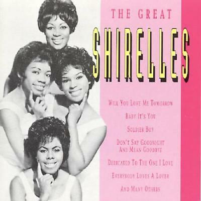 The Shirelles - Great New Cd