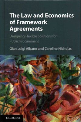 The Law and Economics of Framework Agreements Designing Flexibl... 9781107077966