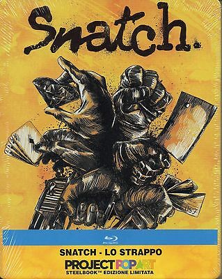 Snatch - Limited Edition Blu-Ray Steelbook - Guy Ritchie - 2000