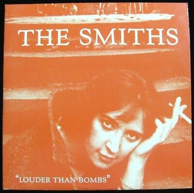 The Smiths Louder Than Bombs [Latest Pressing] New LP Vinyl Record Album Sealed
