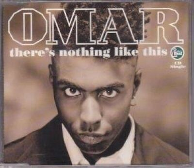 Omar | Single-CD | There's nothing like this (1991) ...