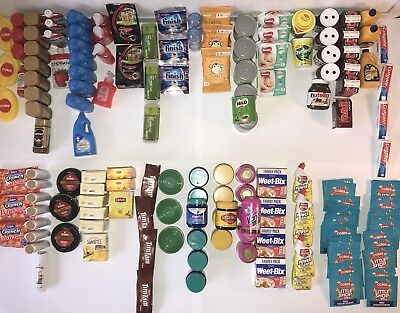 Coles Little Shop Mini Collectables: Individual Minis At Buy It Now Price CHEAP!