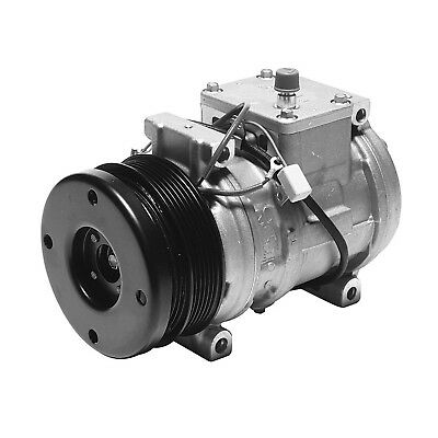 For Mercedes W140 400SE 500SEL S420 S500 V8 A/C Compressor and Clutch Denso