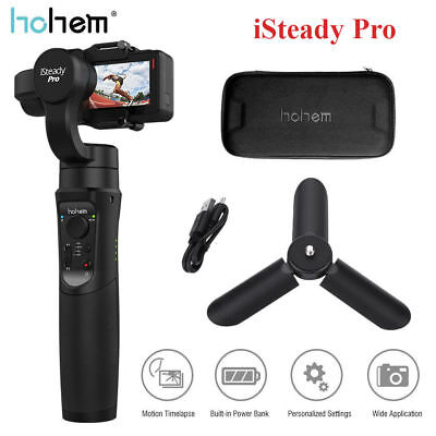 Hohem iSteady Pro Lightweight Handheld Action Camera Gimbal Stabilizer Kit DY