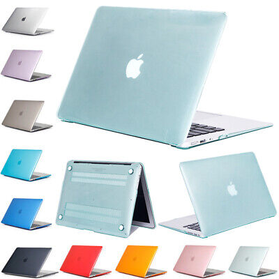 Fr Apple Macbook Air 13 inch A1466/A1369 Crystal Clear Hardshell Hard Case Cover