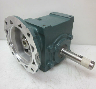 NEW Dodge Tigear-2 12:1 Worm Gear Gearbox Speed Reducer 202Q12R56 770 lb-in