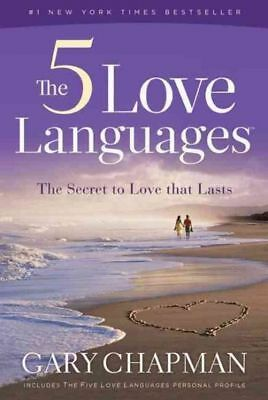 The 5 Love Languages  The Secret Of Love By Gary Chapman ( E BOOK -PDF )
