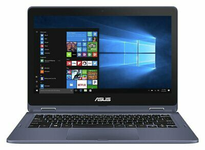 Asus VivoBook Flip 11.6 Inch Celeron N3350 2.4GHz 2GB 32GB 2 in 1 Laptop