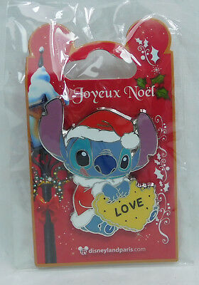 joyeux noel 2018 paris DISNEY DISNEYLAND PARIS Pin Trade 2018 joyeux noël Stitch   EUR 14  joyeux noel 2018 paris