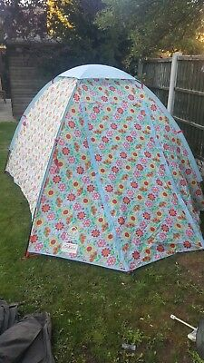 Cath Kidston Tent Ltd Edition 05 By Eurohike C&ing Gl&ing Festival Floral & CATH KIDSTON TENT Ltd Edition 05 By Eurohike Camping Glamping ...