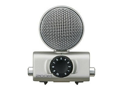 Zoom MSH-6 Mid-Side Microphone Capsule for the H5 and H6 Handy Audio Recorder