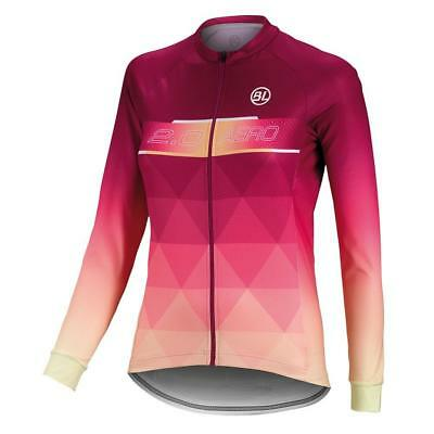 Bicycle Line Aero 2 L/s Vert , Maillots Bicycle Line , cyclisme