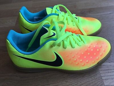sneakers amazing price special for shoe NEU NIKE KINDER Hallen Fußballschuhe Jr. Magista Ola II IC ...