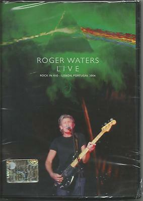 ROGER WATERS - Live - Rock In Rio - Lisbon - Portugal 2006 DVD 2010 COME NUOVO