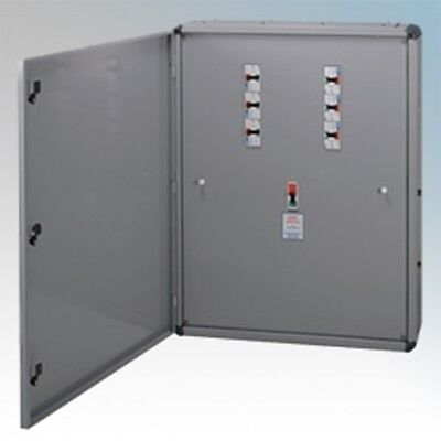 Eaton MEM2 Electrical G Panelboard 400A 12 Way PBJG1240M MCCB Distribution Board