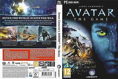 James Cameron's Avatar The Game Game For Pc Dvd Italian Edition Pal Italy