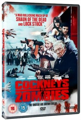 Cockneys Vs Zombies DVD Neu DVD (OPTD2079)