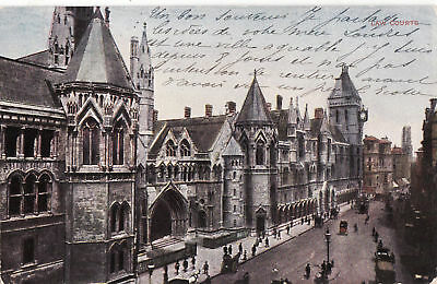 ANGLETERRE law courts