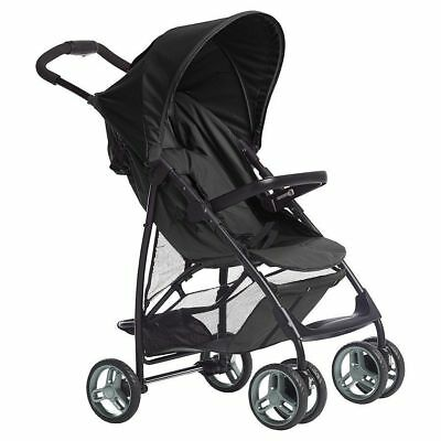 Graco LiteRider LX Ultra Lightweight Baby Pushchair Stroller Black