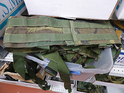 US Military Surplus MOLLE Belt-Preowned