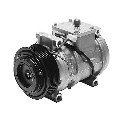 For Mercedes W140 400SE 500SEL S420 V8 A/C Compressor and Clutch Denso 471-1235