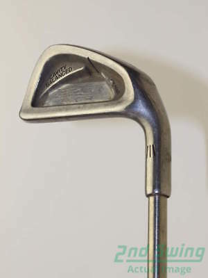 Tommy Armour 845S Silver Scot Single Iron 4 Iron Steel Regular Right 39.5 in