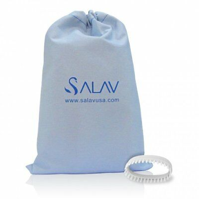 SALAV SA-102 Accessory Pack, 2 Piece set - Brush & Travel Bag for use with TS01