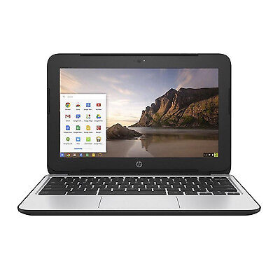 "HP Chromebook 11 G3 11.6"" LED, Intel Celeron 2.16GHz, 2GB Ram, 16GB SSD"