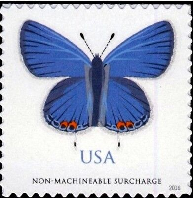 US Stamps. Eastern Tailed Blue Butterfly Sheet of 16 Stamps. Mint.