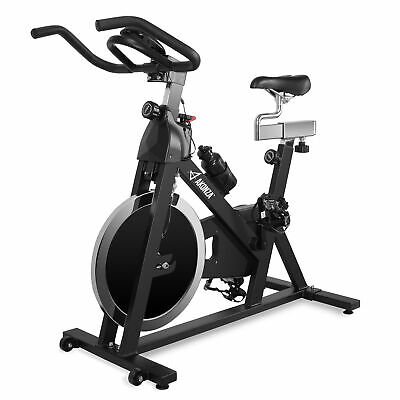 Health and Fitness Indoor Cycling Stationary Exercise Bicycle w/ 40 lb Flywheel