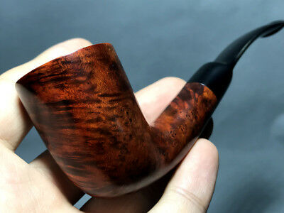 Road Town Dublin Style Briar wood craft pipe-unsmoked