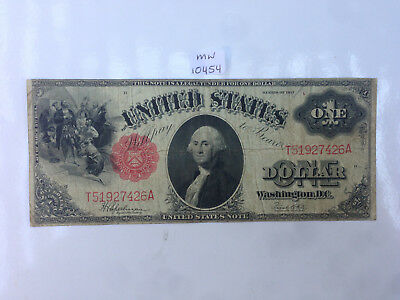 mw10454 USA   Large   ONE DOLLAR Series of 1917