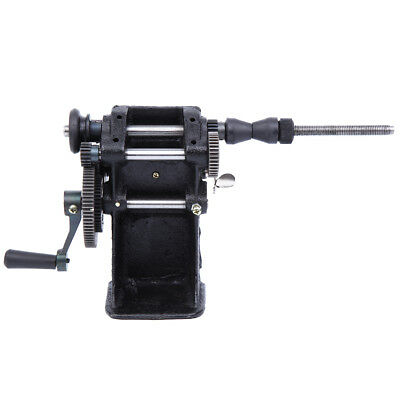 Dual Purpose Manual/Electric Coil Winder Machine &Counter Hand Coil Winding Tool